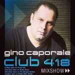 CLUB 418 Mix Show #244 with special guest DJ MXM  (May 12th 2016)
