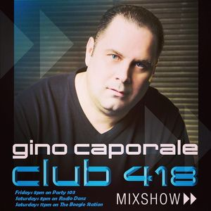 CLUB 418 Mix Show #240 (March 26th 2016)